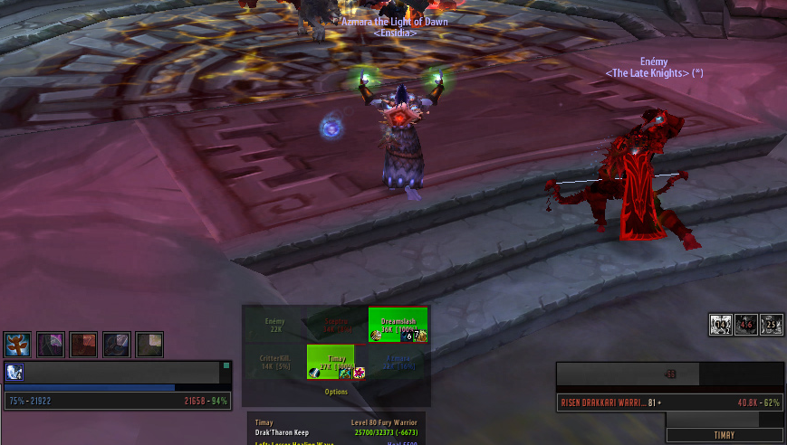 UI and Addons   Totemz